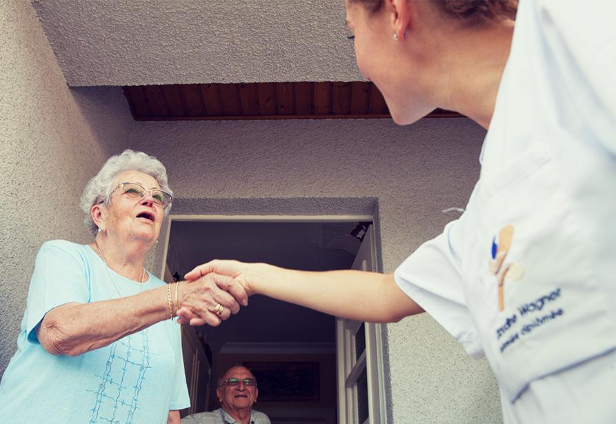 Wir kommen - Verbandskëscht - le réseau de soins et d\'aide à domicile
